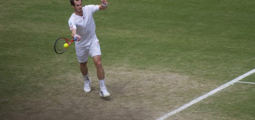 Andy Murray - Centre Court, 4th July 2012