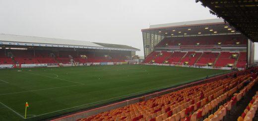 Pittodrie Stadium Aberdeen