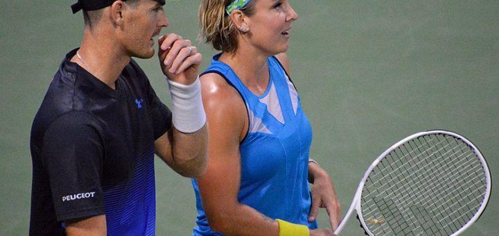 Jamie Murray and Bethanie Mattek-Sands